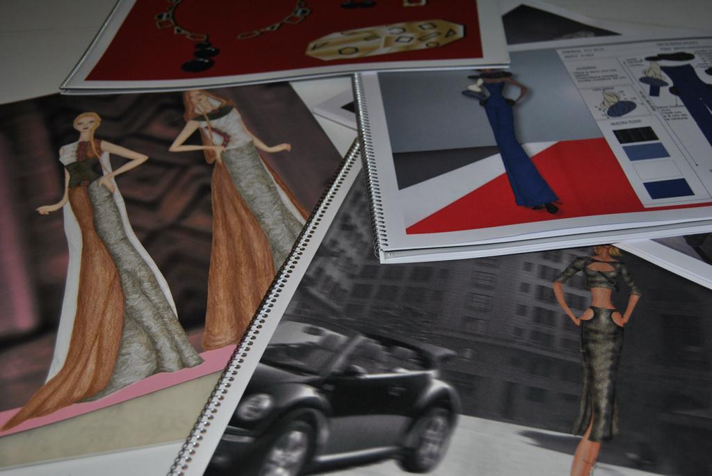 Atelier diseños vestidos exclusivos