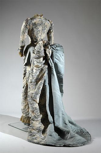 Vestido de alta costura