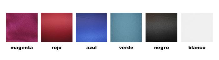 colores a elegir